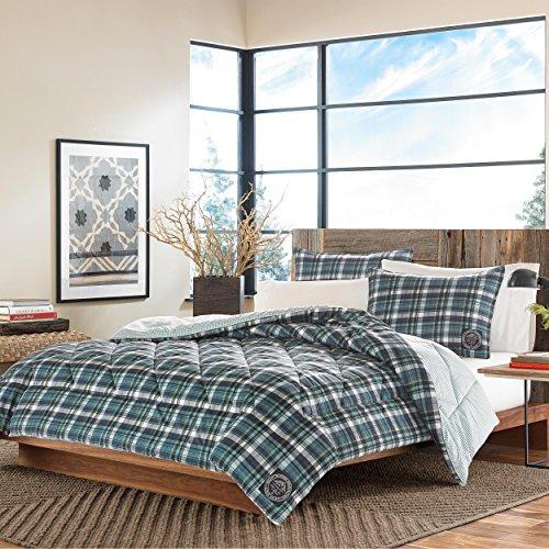 Eddie Bauer Comforter Set Ludlow Full Queen Discount